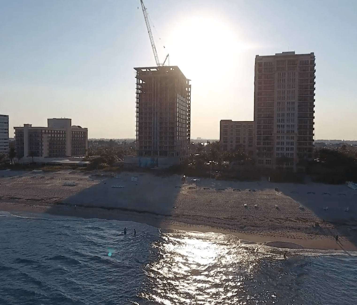 Construction Progress Update – Week Ending 04/21/17