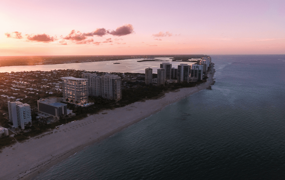 Now 70% Sold, VistaBlue Singer Island to Open in April